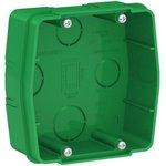 Коробка монтажная СП BLANCA для силовых розеток зел ...