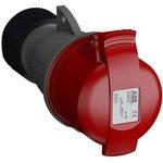 Розетка кабельная 332EC6 Easy&Safe 332EC6 32А 3P+E IP44 6ч ...