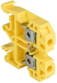 Колодка клеммная JXB-6/35 (50а) желт. EKF plc-jxb-6/35y