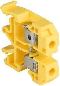 Колодка клеммная JXB-10/35 (70а) желт. EKF plc-jxb-10/35y