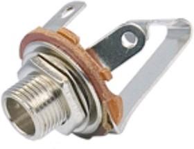 KLS1-TG6.3-001A (ST-315), Аудио гнездо 6.35мм (М)