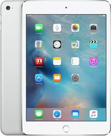 Планшет APPLE iPad mini 4 128Gb Wi-Fi MK9P2RU/A, 2GB, 128GB, iOS серебристый