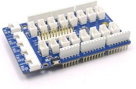 Фото 1/4 Grove - Mega Shield v1.2, Модуль расширения для подключения модулей Grove к Arduino Mega и совместимым платам