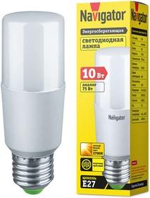 Фото 1/2 Лампа светодиодная 61 465 NLL-T39-10-230-2.7K-E27 Navigator 61465