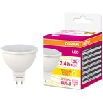 Лампа светодиодная LED STAR MR16 3.4W/830 (замена 35Вт) ...