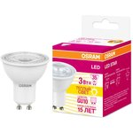 Лампа светодиодная LED STAR PAR16 3W/830 (замена 35Вт) 3Вт ...