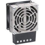 heater-vent-q-100-20, Обогреватель на дин-рейку с вентилятором Quadro 100Вт 230В ...