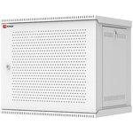 Шкаф телекоммуникационный Astra A 9U 600х650 настенный разборный дверь ...