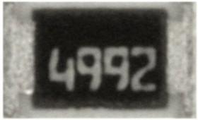 ERJ6ENF4992V, RESISTOR, 0805, 49K9 1%, 0.125W