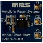 EV9989-V-00A, Evaluation Board, MP9989GV, Power Management - Flyback Converter