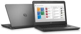 """Ноутбук DELL Latitude 3450, 14"""", Intel Core i5 5200U, 2.2ГГц, 4Гб, 500Гб, Intel HD Graphics 5500, Ubuntu, черный [3450-8567]"""