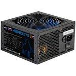 Блок питания AEROCOOL Hero 675, 650Вт, 120мм, черный, retail