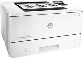 Принтер HP LaserJet Pro M402n, лазерный, цвет: белый [c5f93a]