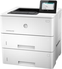 Принтер HP LaserJet M506x, лазерный, цвет: серый [f2a70a]