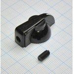 Ручка K7-1 bakelite (клювик) d=6.4