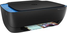 МФУ HP DeskJet Ink Advantage 4729 Ultra, A4, цветной, струйный, черный [f5s66a]