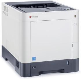 Принтер KYOCERA Ecosys P6130CDN лазерный, цвет: белый [1102nr3nl0]