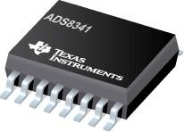 ADS8341E, АЦП 16-бит, 4CH SERIAL [QSOP16]