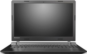 "Ноутбук LENOVO B5010, 15.6"", Intel Celeron N2840, 2.16ГГц, 2Гб, 250Гб, Intel HD Graphics , Windows 10, серый [80qr004krk]"