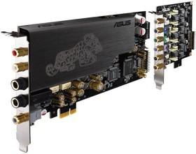 Звуковая карта PCI-E x1 ASUS Essence STX II 7.1, 7.1, Ret