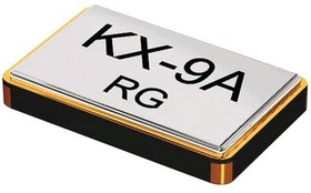 8.0 МГц, KX-9A, 16пф, Кварцевый резонатоор smd