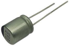 Фото 1/2 158AVG016MGBJ, 1500 мкф, 16 В, Конденсатор электролитический полимерный