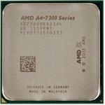Процессор AMD A4 7300, SocketFM2 BOX [ad7300okhlbox]