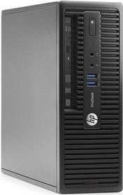 Компьютер HP ProDesk 400 G2.5, Intel Core i5 4590S, DDR3L 4Гб, 1000Гб, Intel HD Graphics 4600, DVD-RW, Windows 7 (N9F14EA)