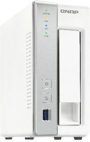 Сетевое хранилище QNAP TS-131, без дисков