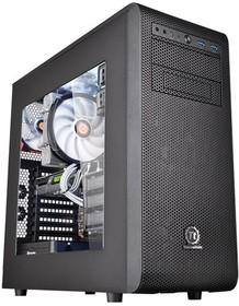 Корпус ATX THERMALTAKE Core V31, Midi-Tower, без БП, черный