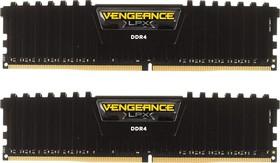 Модуль памяти CORSAIR Vengeance LPX CMK8GX4M2A2400C14R DDR4 - 2x 4Гб 2400, DIMM, Ret