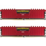 Модуль памяти CORSAIR Vengeance LPX CMK16GX4M2A2133C13R DDR4 - 2x 8Гб 2133, DIMM, Ret
