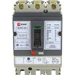 Фото 2/2 Выключатель автоматический ВА-99C (Compact NS) 160/125А 3P 36кА EKF PROxima