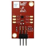 2521020222591, Evaluation Board, 2521020222501, Temperature Sensor