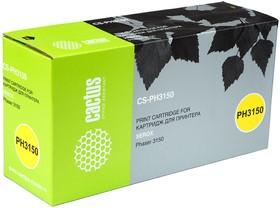 Картридж CACTUS CS-PH3150 109R00747, черный