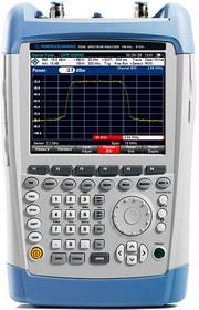 Фото 1/5 FSH8 (с предусил. и след. генератором), Анализатор спектра,портативный, от 9 кГц до 8Ггц