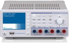 HMC8043, Источник питания, 0 - 32В/3А, макс. 100В, 3 канала (Госреестр)