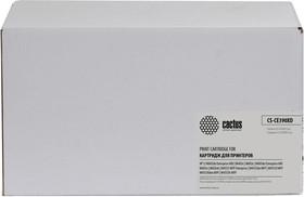 Двойная упаковка картриджей CACTUS CS-CE390XD черный