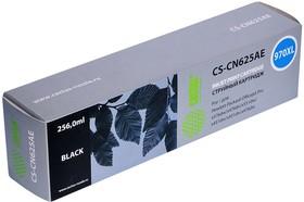 Картридж CACTUS CS-CN625AE №970XL, черный