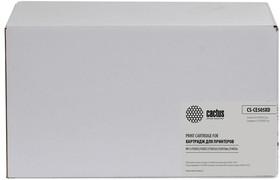 Двойная упаковка картриджей CACTUS CS-CE505XD черный