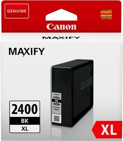 Картридж CANON PGI-2400XLBK 9257B001, черный