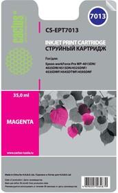 Картридж CACTUS CS-EPT7013 пурпурный