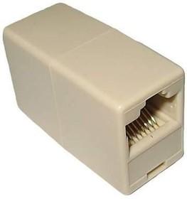 Адаптер сетевой BURO RJ45 - RJ45 [tlus-024c]