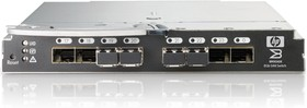 Коммутатор HPE Brocade FC B-series 8/24c BladeSystem SAN 8/24c (AJ821B)