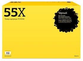 Картридж T2 CE255X черный [tc-h55x]