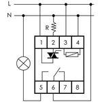 Фото 3/3 PCZ-525-1, Реле времени программируемое циклическое