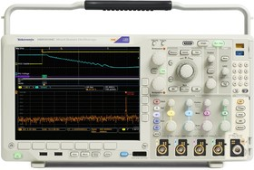 Фото 1/5 MDO4054C, Осциллограф комбинированный цифровой с анализатором спектра, 4 канала х 500МГц (Госреестр)