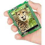 MIKROE-1101, mikromedia for STM32 M3, Отладочная плата на ...