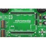 Фото 3/6 MIKROE-1189, mikromedia workStation v7, Лабораторный стенд обеспечивающий полную среду разработки для mikromedia bord