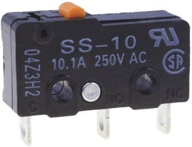 SS-5-2, Switch,pin plunger,SPST-N